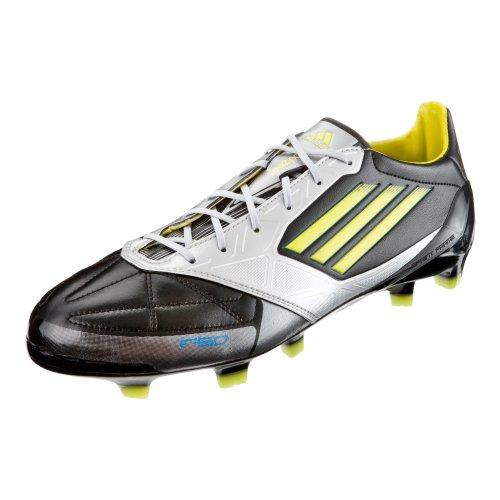 adidas F50 adizero TRX FG Leather SCHWARZ V21434 Grösse: 40 2/3 Schwarz
