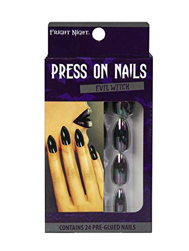 Fright Night 24 Count Press on Nails