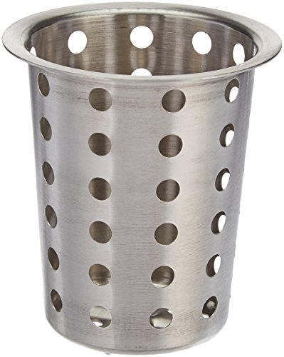 (Winco Flatware Cylinder, Stainless Steel)