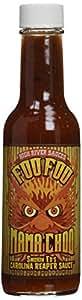 Foo Foo Mama Choo Hot Sauce with Smoking Ed's Carolina Reaper Pepper 5.4 oz