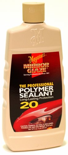 Meguiars #20 Polymer Sealant, 16 oz Bottle