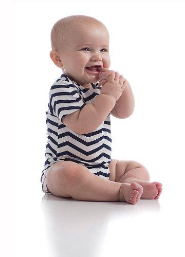 Yala Unisex-baby BambooDreams Short Sleeve