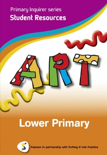 Primary Inquirer series: Art Lower Primary Student CD: Pearson in partnership with Putting it into Practice ebook
