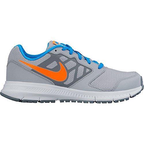Nike Wlf Ttl Orng-Pht Bl-Cl Gry, Zapatillas de Deporte para Niños Gris (Wlf Gry / Ttl Orng-Pht Bl-Cl Gry)