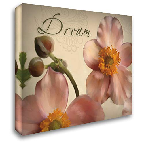 Dream 24x20 Gallery Wrapped Stretched Canvas Art by Tanner, Jan
