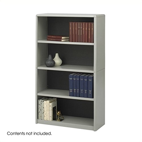 (SAF7172GR - Safco Value Mate Series Bookcase)