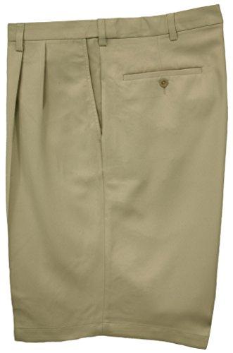 Haggar Pleated Casual Shorts Expandable