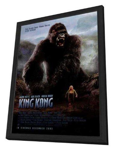 King Kong - 27 x 40 Framed Movie Poster