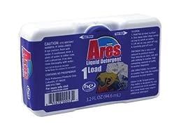 Ares HE Blue Liquid Detergent - 3.2 fl.oz. - Coin Vend