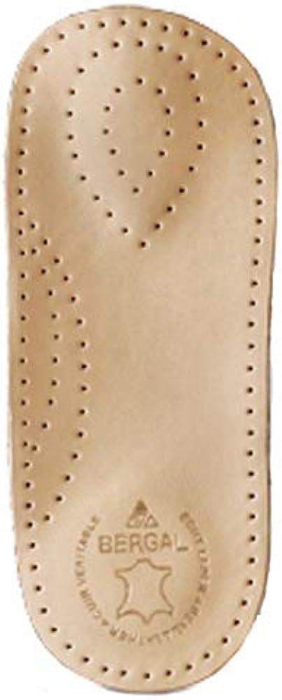 BERGAL Perfekt Plus Elegant schmale Form für Elegante Damenschuhe (Gr. 36 42) + Rema Einlagenbeutel