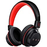 Bluetooth Headphones Wireless Mpow Dual 40mm Drivers 20 Hours Playtime Foldable Over Ear