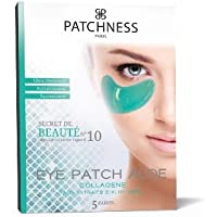 Patchness - Eye Patch Aloe - Patch Ultra Hydratant Collagène -Extraits D'Aloe Vera 5 Paires
