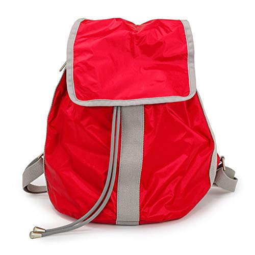 Red Classic Essential LeSportsac Backpack Shopper Tqx7vRp