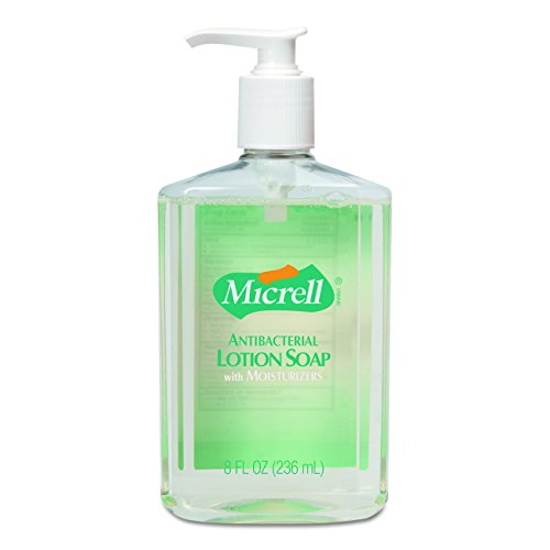 Micrell Antibacterial Lotion Soap - 4