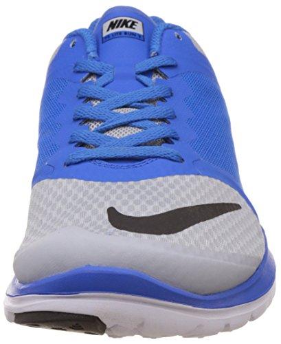 Nike FS Lite Run 2, Scarpe Stringate da Donna Wolf Grey/Black/Soar/White