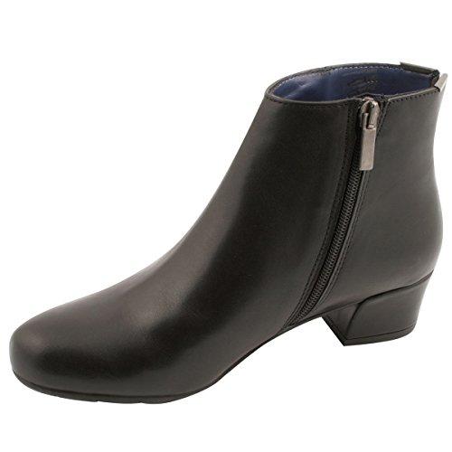 Exclusif Paris Women's Boots Black YNcGfPn