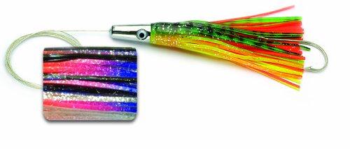 Williamson Wahoo Catcher Rigged 6 Fishing lure (Halloween, Size- 6) ()