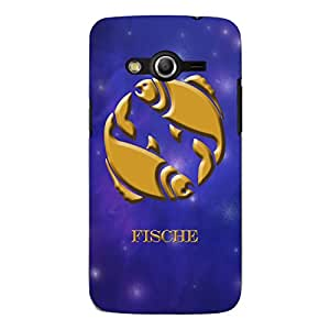 "Disagu Design Protective Case para Samsung Galaxy Core LTE Funda Cover ""Fische"""