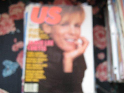 US Magazine (JAMIE LEE CURTIS , Sly Stallone , Brooke - Brooke Sunglasses Shields