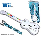 Xtreme Wireless Guitar Controller for Nintendo Wii