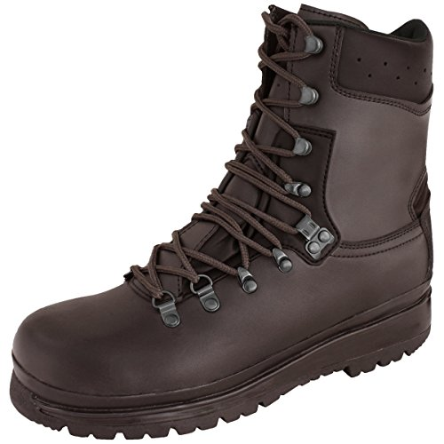 Highlander Elite Forces Bottes Marron