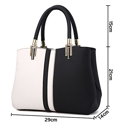 Totes Girls Clutches Top Women Purse For Purple Bags Bags Tibes For Shoulder Handbags Handle Bags Cwx7EqtX1t