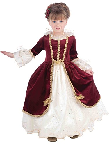 Royal Maiden Child Costumes (Forum Novelties Pretty Maiden Dress, Child's Small)