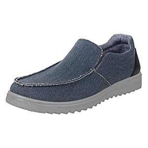 iLoveSIA Men's Comfort Casual Daily Slip-on Waliking Loafer Shoes