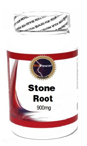 Stone Root 900mg 90 Capsules # BioPower Nutrition