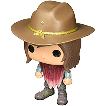 Funko POP Television: The Walking Dead - Carl Grimes Action Figure