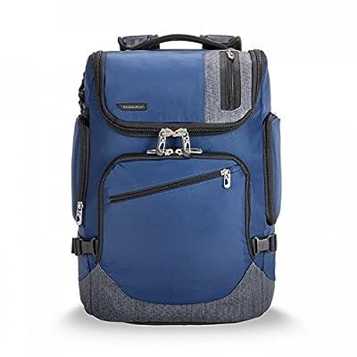 Briggs & Riley Brx Excursion Backpack, Blue
