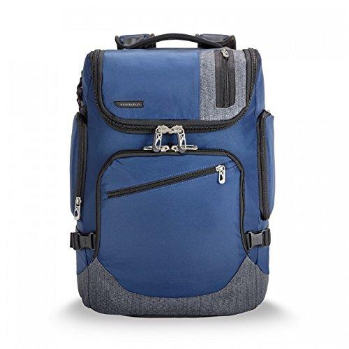 Briggs & Riley Brx Excursion Backpack, Blue by Briggs & Riley (Image #6)