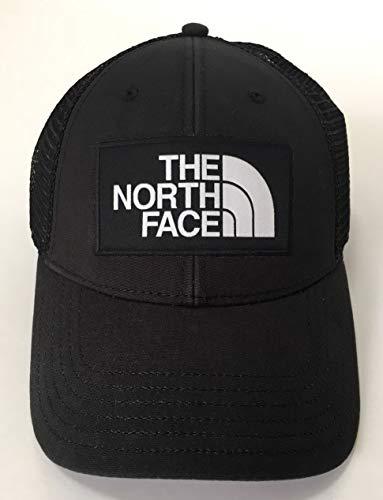The North Face Mudder Trucker Hat, TNF Black/TNF Black/TNF White, OS