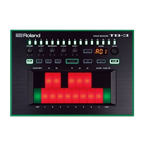 Roland TB-3 Touch Bassline - Roland Tb 3