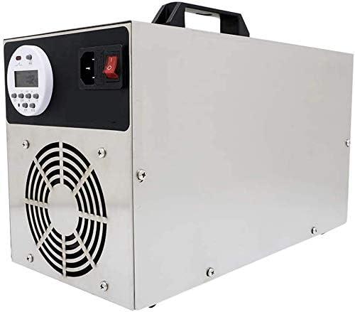Generador de ozono, 10G hogar desodorizante del aire purificador ...