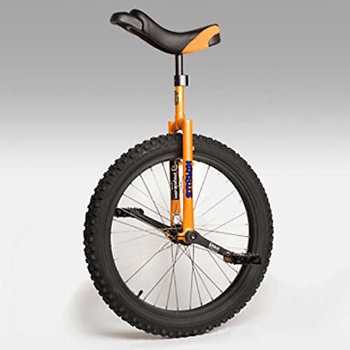 Nimbus 24 Inch Mountain Unicycle with ISIS Hub - by Nimbus