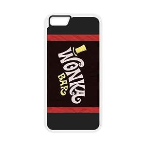 "Iphone6 4.7"" 2D Customized Hard Back Durable Phone Case with Wonka Bar Image"