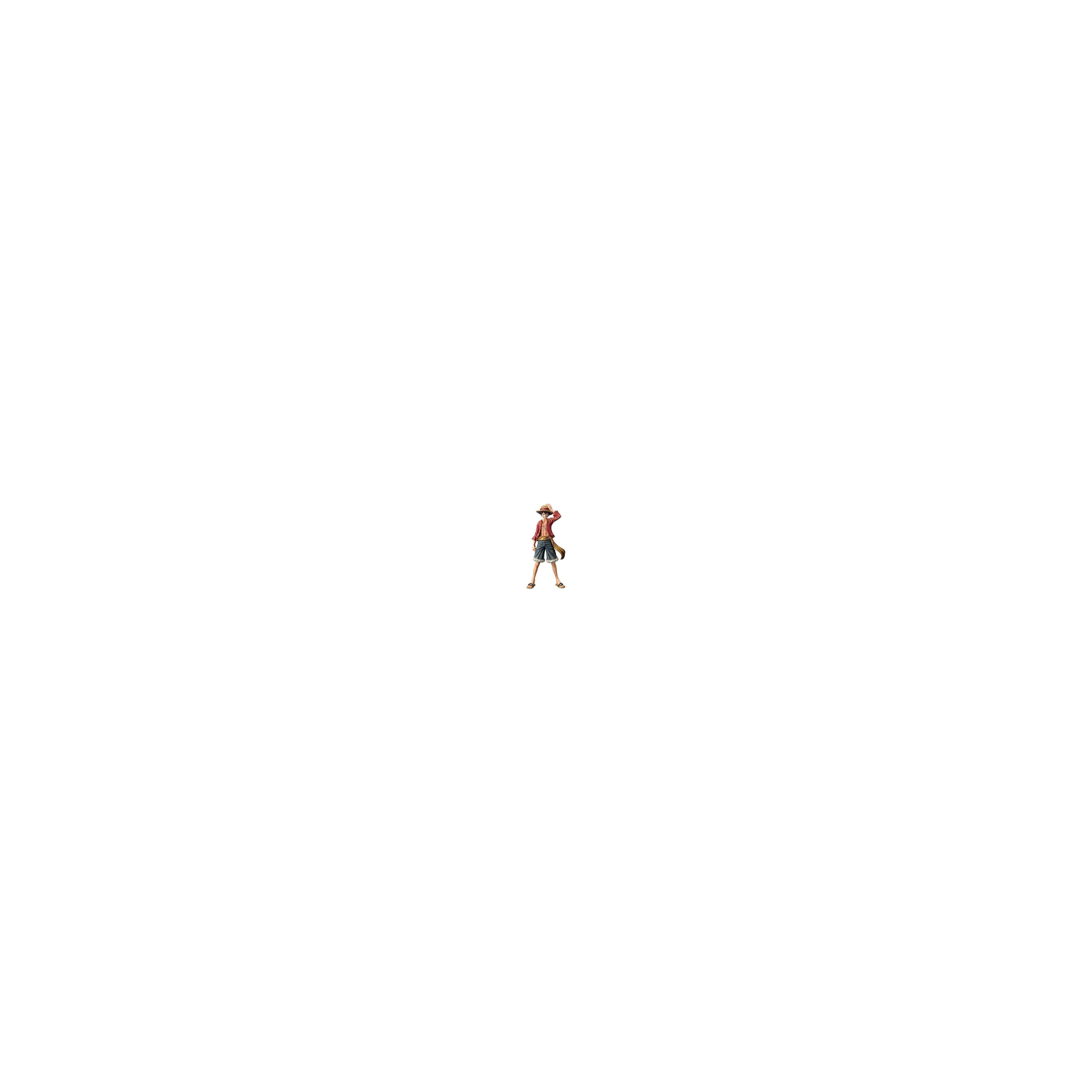 "Banpresto One Piece 5.9/"" Monkey D Luffy DXF Figure The Grandline Men Volume 10"