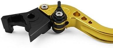 FR-192 courte de frein et dembrayage reglables Leviers pour TRIUMPH SPRINT ST 1997-2003-Argent