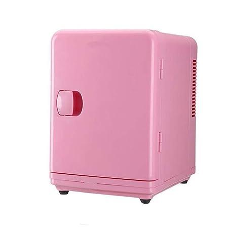 GXFC Mini Nevera Congelador frío y Caliente portátil del Mini ...