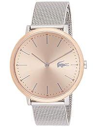 Reloj Lacoste Moon para Mujer 35mm, pulsera de Acero Inoxidable
