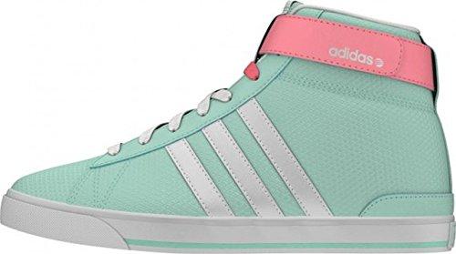 Adidas Daily Twist Mid W - Zapatillas para mujer verde/blanco