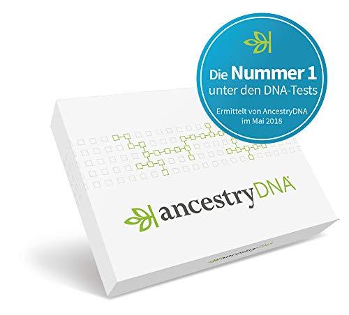 AncestryDNA-Genetischer-Herkunftstest