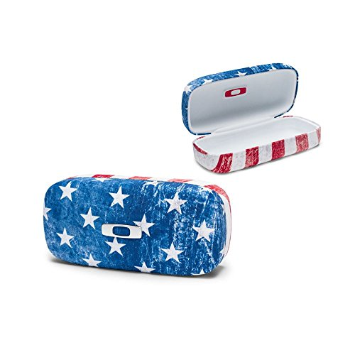 Oakley Square O Hard Sunglass Case - USA - Oakleys Case