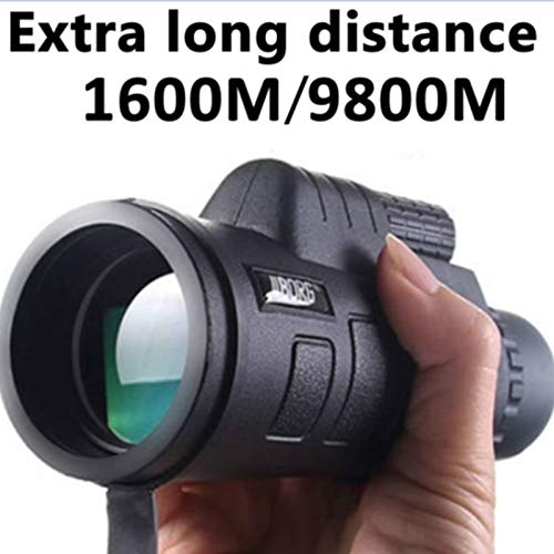 Ocamo High Power 40X60 HD Monocular Telescope Shimmer Night Vision for Outdoor Hiking