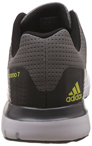Solid Grey ch bright Adidas 7 Duramo dgh Gris Homme Grey Baskets Yellow nqYF4qZ