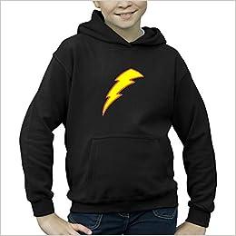 Amazon Com Lightning Bolt Kid Hoodie Books