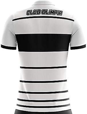 Airosportswear 2019-2020 Club Olimpia Home Concept - Camiseta de ...
