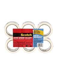 Scotch Heavy Duty Shipping Packaging Tape, 1.88 Inches x 54.6...