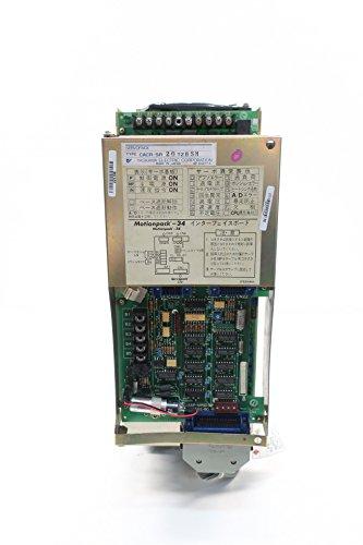 YASKAWA CACR-SR20TZ6SM SERVOPACK SERVO CONTROLLER D612536